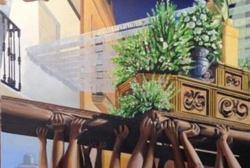 Cartel: Fiestas en Honor a Ntra. Sra. del Mar. Punta del Caimán (Isla Cristina)