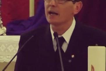 Antonio Rodríguez Macías, pregonero de la Semana Santa de Isla Cristina 2020