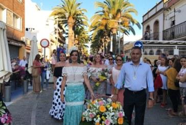Isla Cristina se volcó con la Ofrenda Floral a la Virgen del Carmen