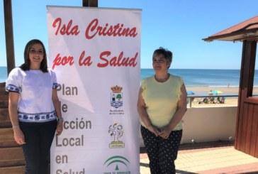 Isla Cristina da comienzo a la XIII Campaña de Fotoprotección y prevención del cáncer de piel