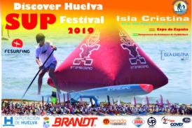 La Playa Central de Isla Cristina acoge este sábado el Discover Huelva SUP Festival 2019