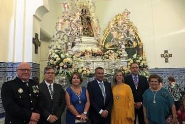 Isla Cristina celebró a lo grande la festividad de la Virgen del Carmen
