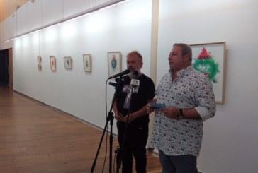 Isla Cristina acoge la exposición 'Corazón' del artista sevillano Luis de la Pura