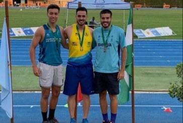 Oro y Bronce para Antonio Palma e Inés Sequera en el Campeonato de Andalucía