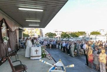 El sector pesquero isleño celebra su Misa de Acción de Gracias a la Virgen del Carmen
