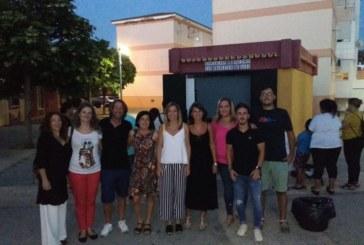 El Cine llega a la Barriada del Rocio de Isla Cristina de la mano del proyecto ERACIS y del Festival de Islantilla