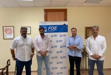 SJ Puerto Mantenimientos Integrales Presenta su Modelo de Negocio a la Federación Onubenses de Empresarios