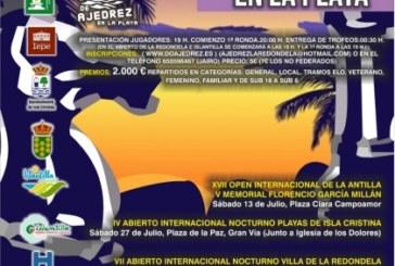 IV Circuito Nocturno de Ajedrez en la Playa