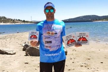 Rubén Gutiérrez, Subcampeón Absoluto en la SwimStrong 4K de Navacerrada