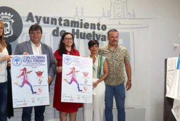 Presentada la I Edición de la Copa colombina de fútbol femenino