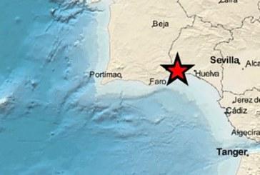 La Tierra tembló en Villablanca