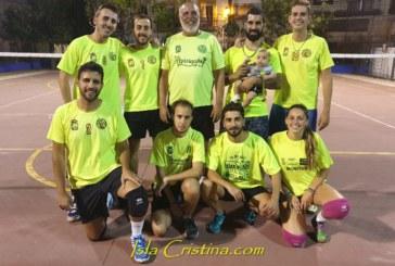 El Pipirigaña Campeón del Torneo de Voleibol Ciudad de Isla Cristina