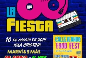 """La Fiesta de los 80 """"YA ESTÁ AQUÍ"""""""