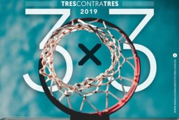 El Circuito Provincial 3×3 llega este próximo viernes 9 de agosto a Isla Cristina