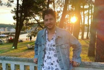 Manuel Carrasco descansa en la isla meca antes de actuar en Palma