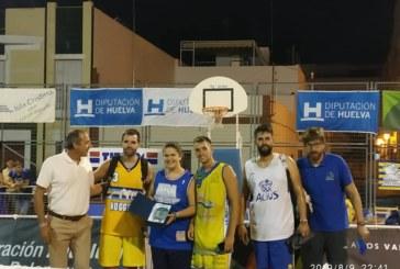 El Circuito Provincial llenó de baloncesto el CEIP Ángel Pérez de Isla Cristina