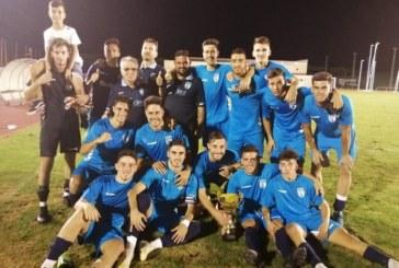 El Isla Cristina Campeones del Memorial Paco Acosta en Punta Umbría