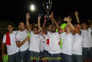El Lusitano Campeón del XXVI Trofeo Ciudad de Isla Cristina