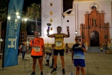 El atleta isleño Joaquín Santos, oro en la Palma