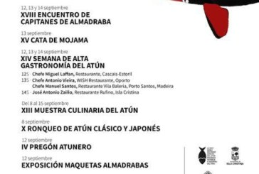 Arráez y Sotarráez XVIII Encuentro de Capitanes de Almadrabas
