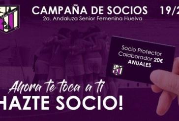 Captación de soci@s del Club de Fútbol Femenino Atlético Isleño Féminas