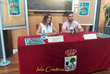 El rap poético de Beret llega a Isla Cristina el 30 de agosto