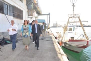 Aprobadas las ayudas para la mejora de infraestructuras en los puertos pesqueros andaluces