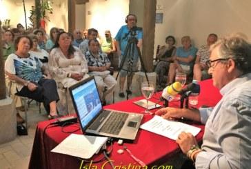 Paco González descubre la primera grabación del Himno de Isla Cristina