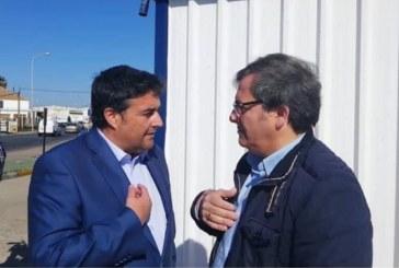 La Junta de Andalucía,  invierte en mejoras de seguridad en el Puerto Pesquero de Isla Cristina