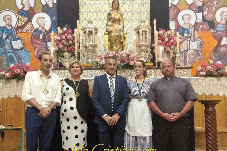 Lleno absoluto para escuchar el décimo Pregón en honor a la Virgen del Mar