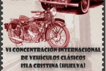 VI Concentración Internacional de Vehículos Clásicos Ciudad de Isla Cristina