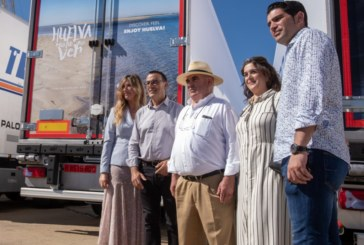 La campaña 'Embajadores de Huelva' recorrerá Europa mostrando los atractivos turísticos de la provincia
