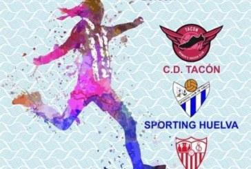 Huelva acoge este fin de semana la I Copa Colombina de Fútbol Femenino