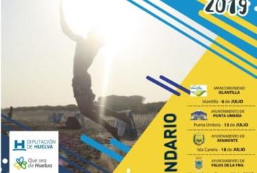 Isla Cristina acoge la última prueba del Circuito de Voley Playa