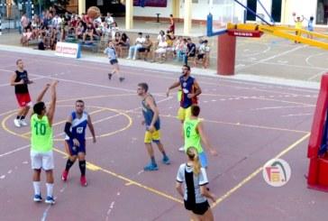 El circuito 3×3 de baloncesto de la Diputación llega a su recta final