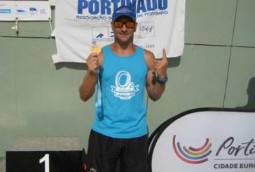 Rubén Gutiérrez revalida su Título de Campeón Máster D del Circuito de Mar de Algarve.