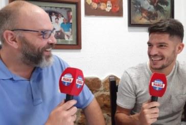 Caye Quintana: «El trabajo está siendo bueno, los goles llegarán»