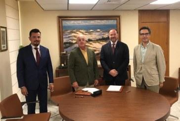 Fundación Caja Rural del Sur y Feragua renuevan su convenio de colaboración