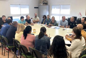 Reunión para definir el XXII Plan Agrupado de Formación Continua de Islantilla, Lepe e Isla Cristina