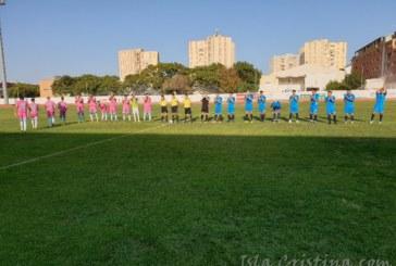 El Isla Cristina afronta su primer partido fuera de casa