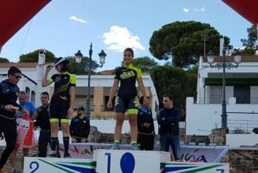 Marta Núñez suma una nueva victoria en el Provincial Diputación de Huelva de BTT Rally