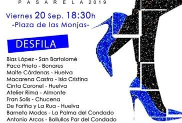 Los diseños de Macarena Castro en Huelva, Provincia de Moda
