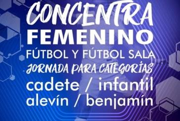 Concentración Fútbol Sala Femenino