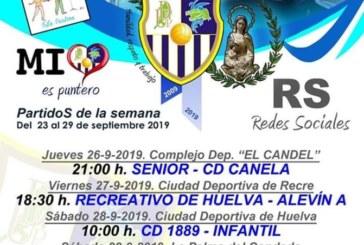 Partidos Fin de Semana Cantera UD Punta del Caimán