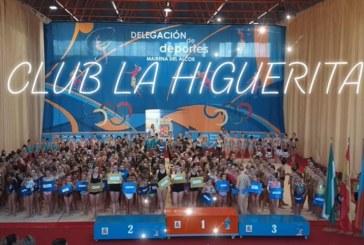 El Club Gimnasia Rítmica La Higuerita Inaugura la Temporada de conjuntos