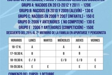 Abierto el Plazo de Inscripción del Club Atletismo Isla Cristina