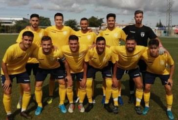 Primera derrota de la temporada del Isla Cristina.