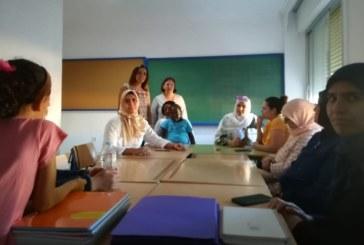 Isla Cristina vuelve a poner en marcha el Aula de Español para Inmigrantes