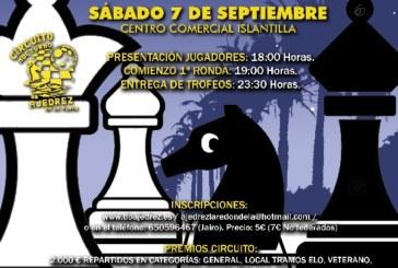 IV Abierto Nocturno de Ajedrez 'Mancomunidad de Islantilla'