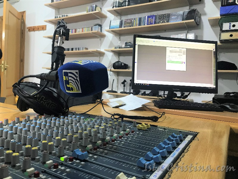 Programación para hoy Viernes de Radio Isla Cristina